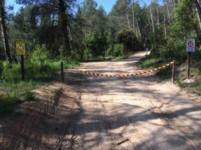 Adequació de camins forestals - plastic-reciclat-carbonell-services (post 3) 06